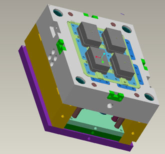 Injection Mold Making for Medical Devices