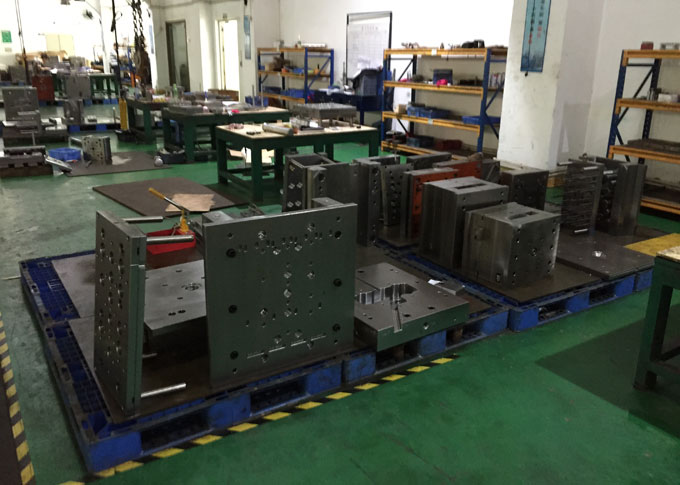 mold making factory