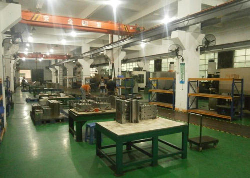 Plastic Injection Mold Company in China